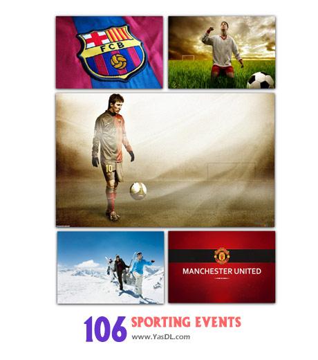 دانلود مجموعه 106 والپیپر ورزشی Sporting Events