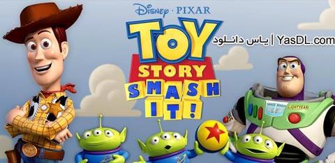 دانلود بازی Toy Story: Smash It 1.2.2 - داستان اسباب بازی برای اندروید