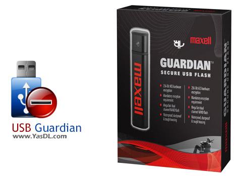 دانلود USB Guardian 4.0 Final - نرم افزار حذف ویروس های USB