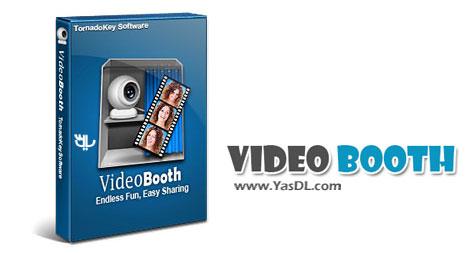 دانلود Video Booth Pro 2.6.9.8 - نرم افزار افکت گذاری بر روی تصاویر و ویدئو