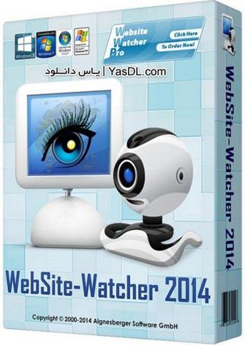دانلود WebSite-Watcher 2014 14.1 - نرم افزار اطلاع از سایت های بروز شده