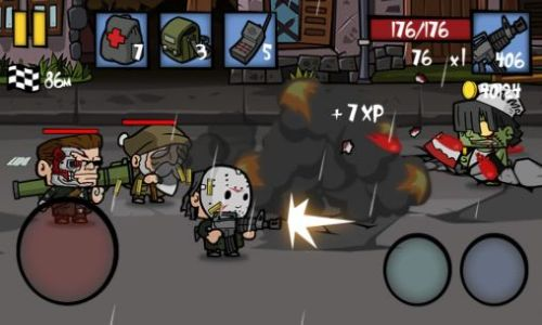 Zombie Age 2 1.2.9 For Android + Infinite Version