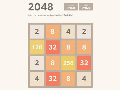 دانلود بازی 2048 برای کامپیوتر