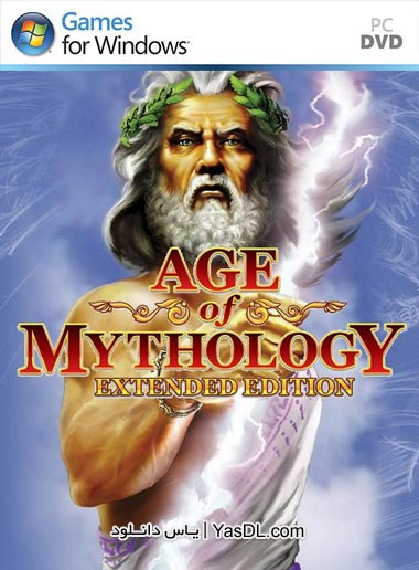 دانلود بازی Age of Mythology Extended Edition برای PC