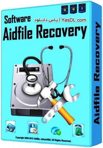 دانلود Aidfile Recovery Software Professional 3.6.5.7 - نرم افزار ریکاوری فایل های حذف شده