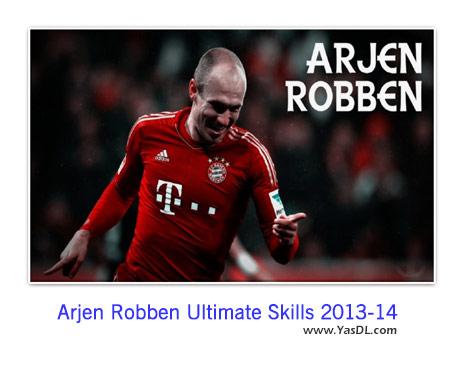 دانلود کلیپ گل ها و مهارت های آرین روبن Arjen Robben