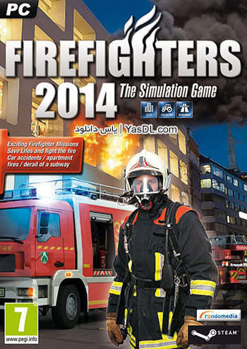 دانلود بازی Firefighters 2014 برای PC