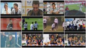 Funny moments with Real Madrid