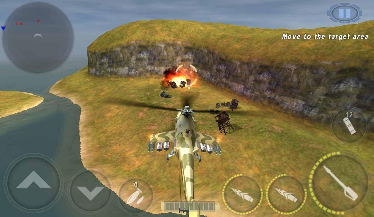 بازی تیفانی بی نهایت دانلود بازی هلیکوپتر جنگی GUNSHIP BATTLE Helicopter 3D 1.0 ...