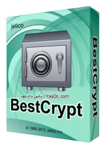 دانلود Jetico BestCrypt 8.25.7 - نرم افزار محفاظت از اطلاعات شخصی