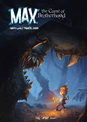 دانلود بازی Max The Curse of Brotherhood برای PC