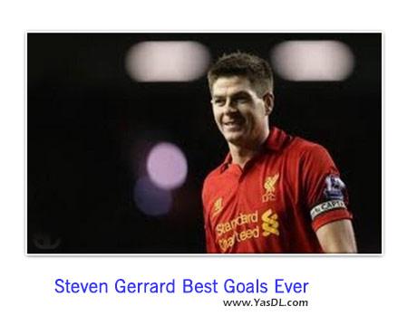 دانلود کلیپ بهترین گل های استیون جرارد Steven Gerrard