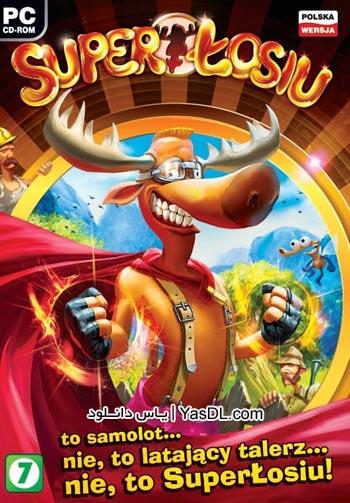 دانلود بازی Super Moose برای PC