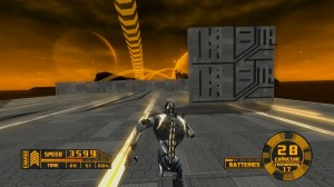 T.E.C.3001 Screenshot