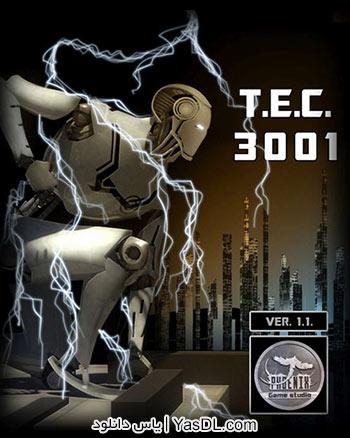 دانلود بازی T.E.C.3001 برای PC