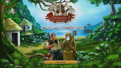 دانلود بازی مدیریتی Viking Saga 3 Epic Adventure برای کامپیوتر