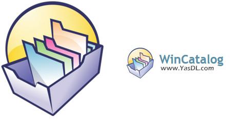 دانلود WinCatalog 2019 19.7.0.508 + Portable - نرم افزار دسته بندی فایل ها