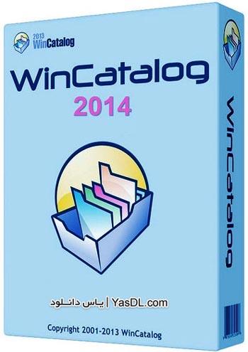 دانلود WinCatalog 2014 6.3.5.1 - نرم افزار دسته بندی فایل ها