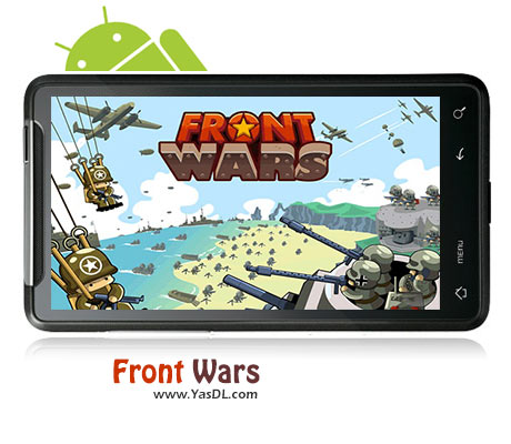 دانلود بازی Front Wars برای اندروید