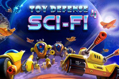 دانلود بازی Toy Defense 4: Sci-Fi 1.9.0 برای اندروید