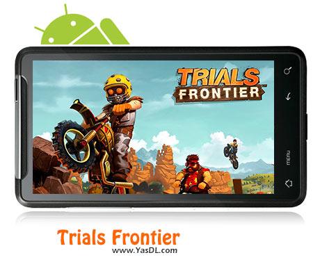 دانلود بازی Trials Frontier 3.7.0 برای اندروید + نسخه بی نهایت + دیتا