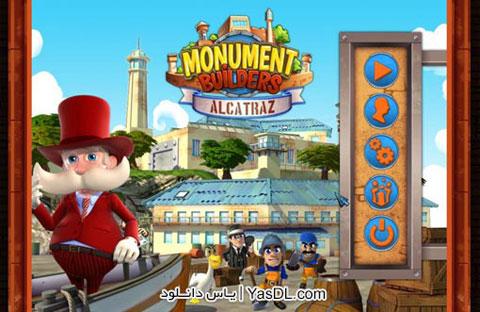 دانلود بازی Monument Builders 8 Alcatraz برای کامپیوتر