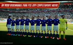 دانلود بازی PES 14 World Challenge برای کامپیوتر