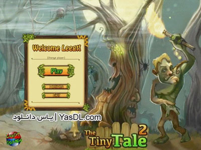 دانلود بازی کم حجم The Tiny Tale 2 برای کامپیوتر