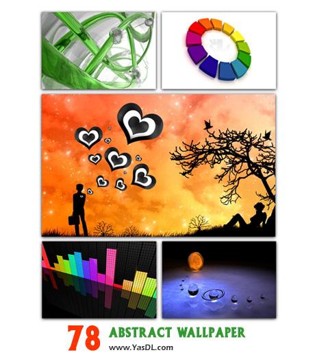 دانلود مجموعه 78 والپیپر گوناگون Abstract Wallpaper