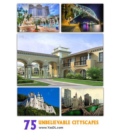 دانلود مجموعه 75 والپیپر با موضوع شهرهای زیبا