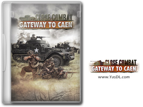 دانلود بازی Close Combat Gateway to Caen برای PC