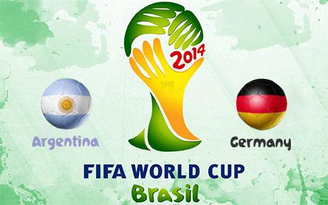 دانلود خلاصه بازی آرژانتین و آلمان - فینال جام جهانی 2014