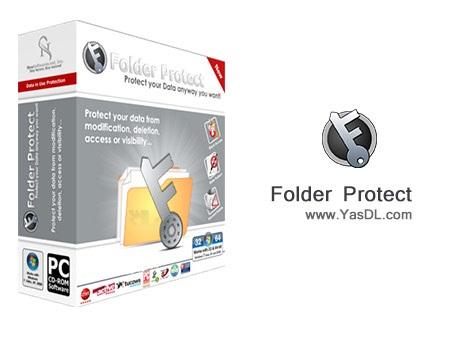 دانلود Folder Protect 2.0.0 محافظت قدرتمند از فایل ها و فولدرها