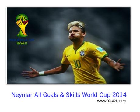 دانلود کلیپ گل ها و لحظات زیبای نیمار در جام جهانی 2014
