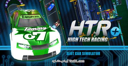 دانلود بازی High Tech Racing برای کامپیوتر