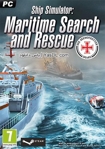دانلود بازی Ship Simulator Maritime Search and Rescue برای PC