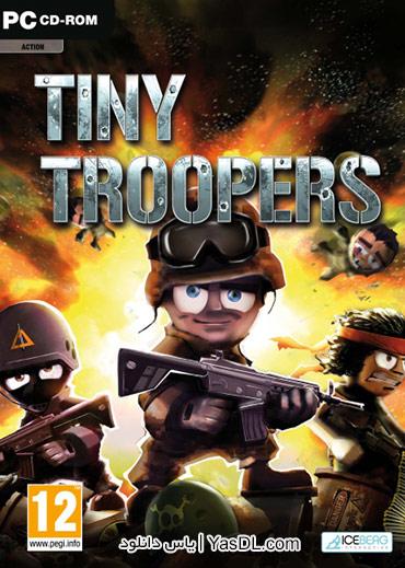 دانلود بازی Tiny Troopers Zombies برای PC