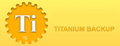 دانلود Titanium Backup Pro 7.2.1.0 Full - برنامه بک اپ گیری برای اندروید