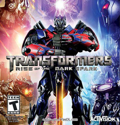 دانلود بازی Transformers Rise of the Dark Spark برای PC