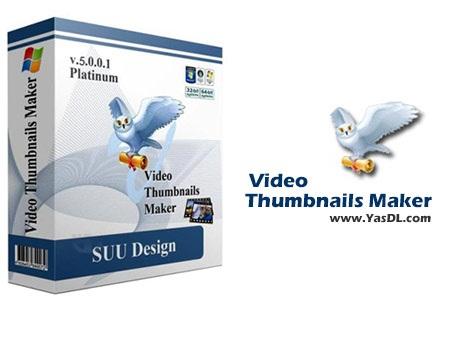 دانلود Video Thumbnails maker Platinum 6.5.0.0 - نرم افزار گرفتن اسکرین شات از فیلم