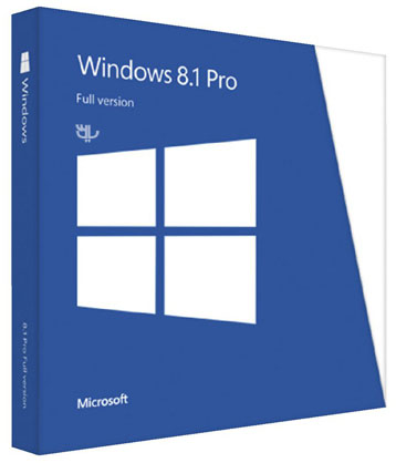 دانلود Windows 8.1 Professional x86/x64 2015 - ویندوز 8.1