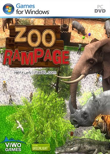 دانلود بازی Zoo Rampage   مدیریت باغ وحش برای کامپیوتر