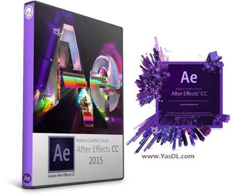 دانلود Adobe After Effects CC 2015 13.6 - نرم افزار ادوب افتر افکت