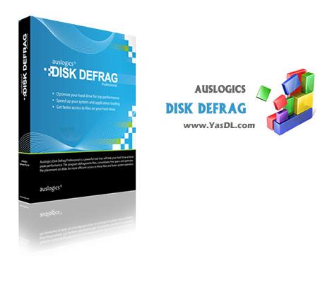 دانلود Auslogics Disk Defrag Free 4.5.4.0   یکپارچه سازی هارد