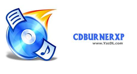 دانلود CDBurnerXP 4.5.6.5957 x86/x64 + Portable - نرم افزار رایت CD و DVD