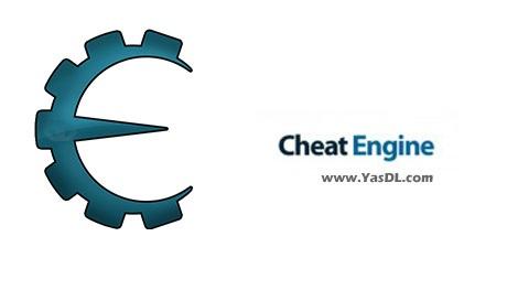 دانلود Cheat Engine + Portable - نرم افزار هک بازی ها