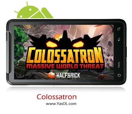 دانلود بازی Colossatron v1.0.5 برای اندروید