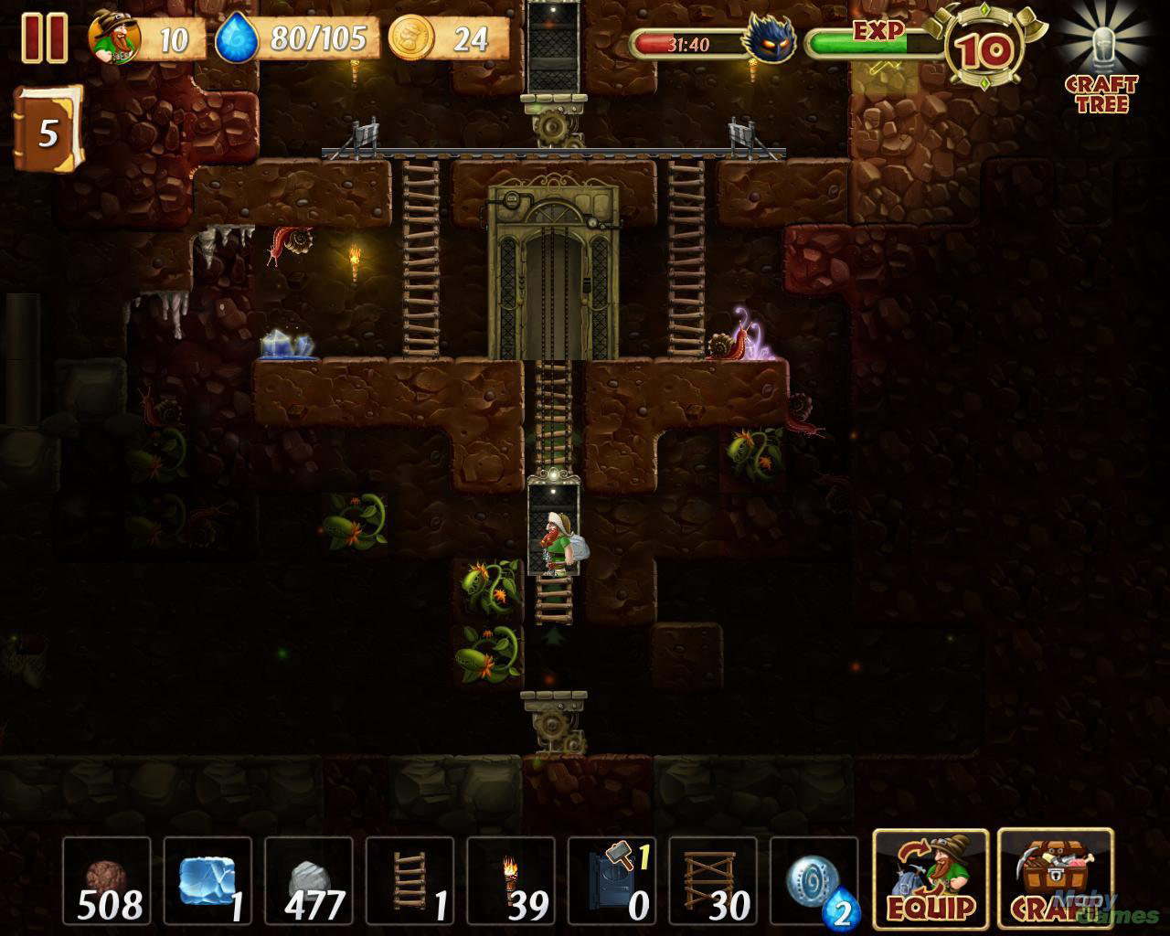 Craft The World Heroes For PC    Yas