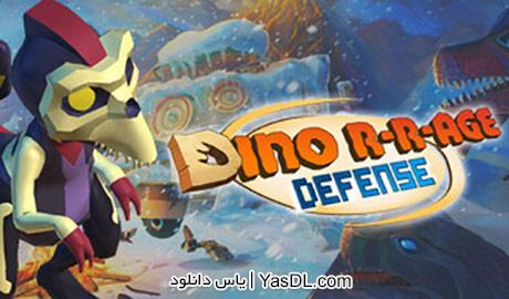 دانلود بازی کم حجم Dino R R Age Defense برای PC