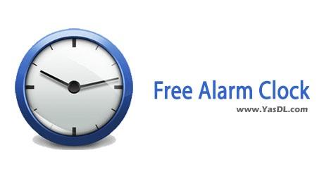 دانلود Free Alarm Clock 3.1.0 - نرم افزار ساعت زنگ دار برای ویندوز